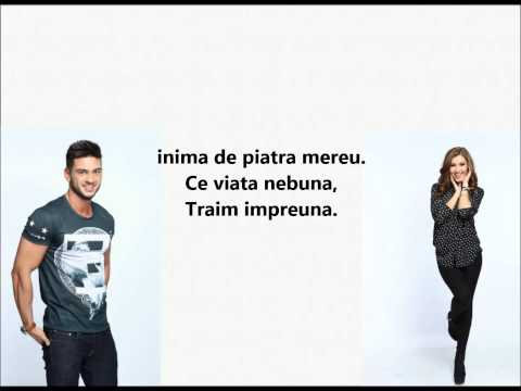 Alina si Dorian - Ma simt bine lyrics
