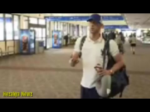 Michael Phelps GOES OFF On News Camera Crew That Was Waiting For Him At The AIRPORT!!