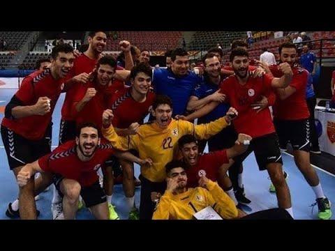 منتخب مصر لكرة القدم يتوج بأمم افرقيا - YouTube