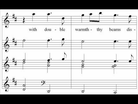 Handel Eternal Source Of Light Divine Free Sheet Music ...