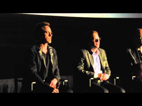 Robert Downey Jr. and David Dobkin 'The Judge' Q&A Session Heartland Film Festival