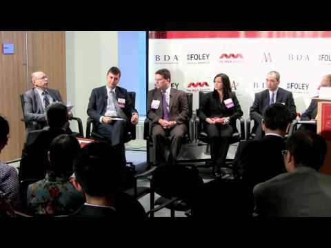 MandA.TV Panel: Best Practices of the Cross Border M&A Dealmakers - 2012 IMA