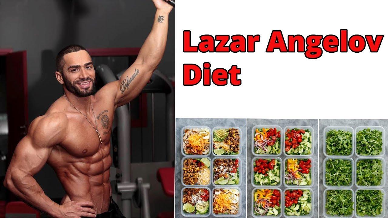 lazar angelov diet works?