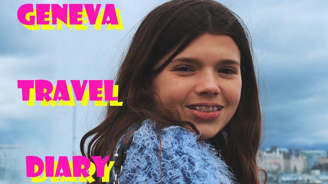 Geneva Travel Diary