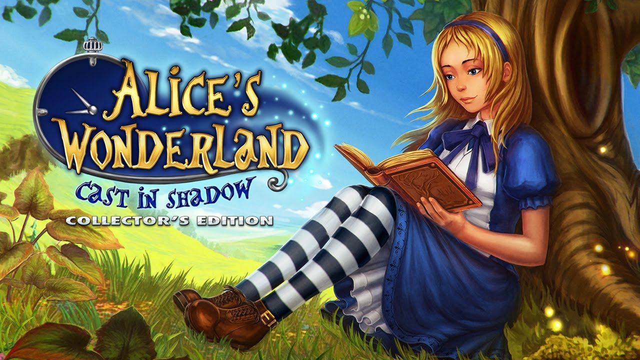 Alice S Wonderland Cast In Shadow Collector S Edition Youtube