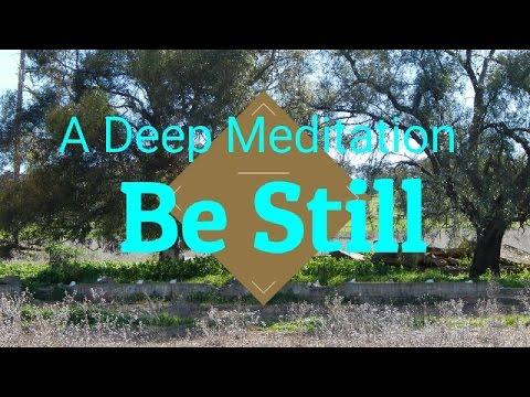 Be Still | Sleep Meditation | Deep Delta | Isochronic Tones | Binaural Beats