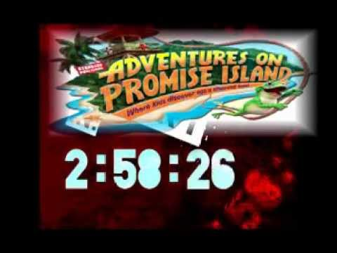 adventures on promise island vbs 3 minute countdown theme. Black Bedroom Furniture Sets. Home Design Ideas