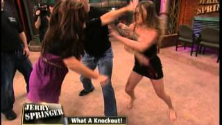What A Knockout! (The Jerry Springer Show)