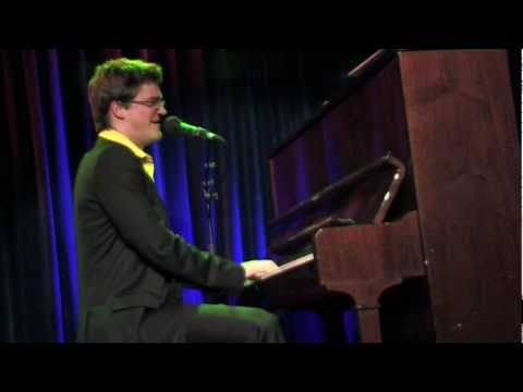 Bodo Wartke - The Multilingual Lovesong (live at Kookaburra Comedy Club, Berlin)