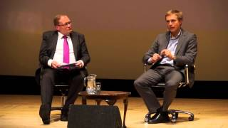 Vasily Petrenko in conversation with Darren Henley