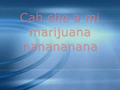 vybz kartel-marie (lyrics) (bomb drop riddim)