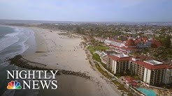 San Diego's Hotel Del Coronado Celebrates Its 130th Anniversary   NBC Nightly News