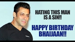 51 YEARS of BHAIwood!! Happy Birthday To The Hottest Bachelor Salman Khan!!