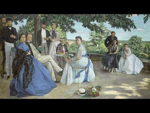 Frédéric Bazille (1841-1870). La Jeunesse De L'impressionnisme.