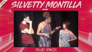 Blue Space Oficial - Matinê - Silvetty Montilla - 30.09.18