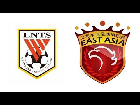 Round 19 - Shandong Luneng vs Shanghai SIPG
