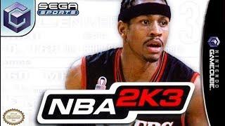 Longplay of NBA 2K3