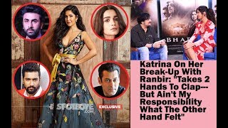 Download lagu Exclusive Katrina Kaif Interview On Ranbir Alia VickySalman Khan SpotboyE MP3