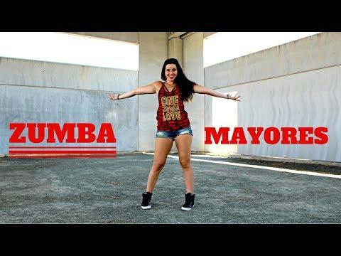 Mayores - Becky G ft Bad Bunny by Martina Banini // ZUMBA FITNESS