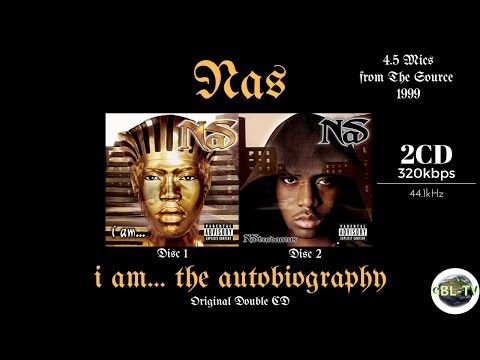 Nas - I Am... The Autobiography [2CD][1999][CDQ] - GOTTA BE LEGEND TV