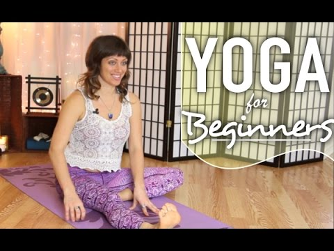 yoga for back pain  beginners back stretch sciatica pain