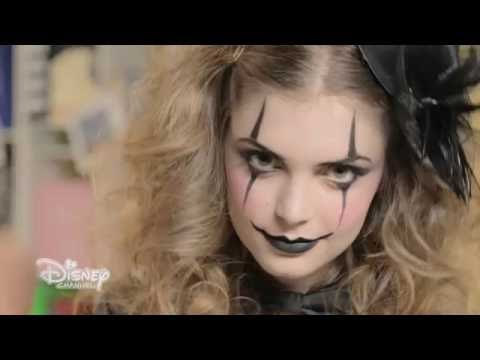 Disney Trucchi di Trucco con Alex & Co. - Un trucco da clown per Halloween - Episodio 5