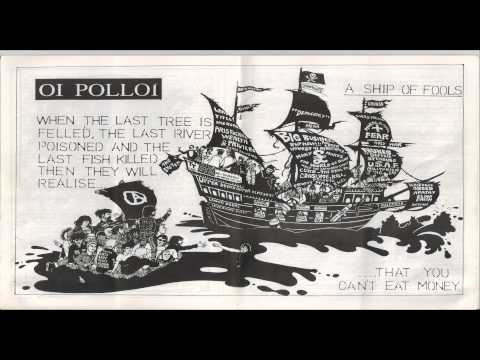 Oi Polloi – In Defence Of Our Earth