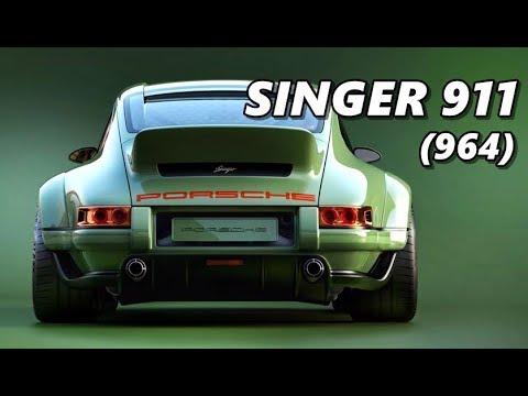 Singer Porsche 964 (Restoration)