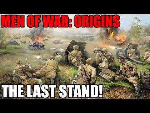 THE LAST STAND ~ Origins - Men of War: Assault Squad 2