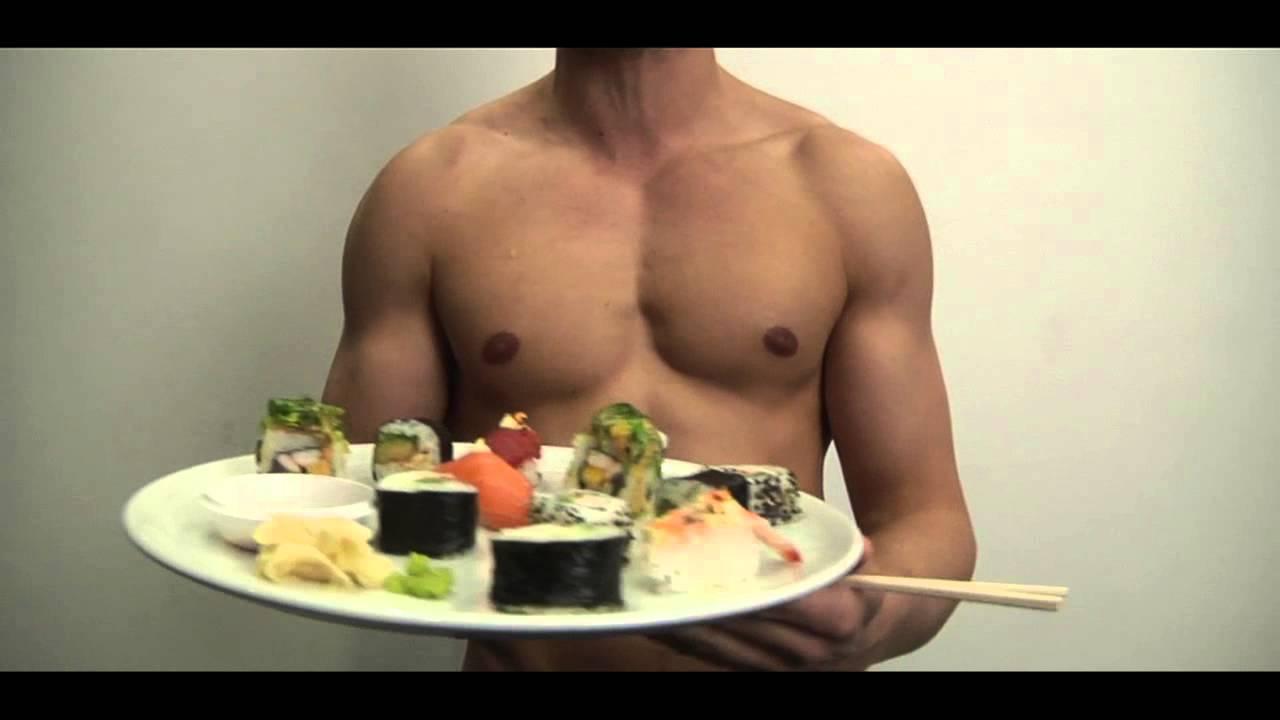 Naked Sushi Experience Youtube