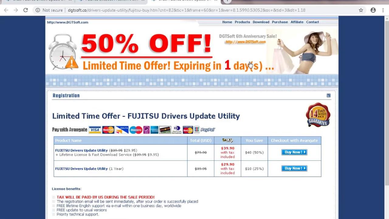 FUJITSU Lifebook A Series AH531 bs015 wia PC Wireless Wifi Notebook Driver  Utility