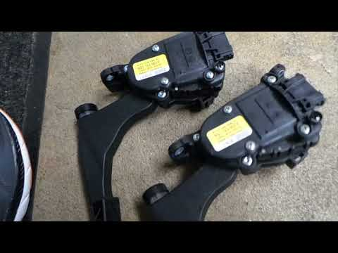 VW Jetta 2004 EPC light and Gas Pedal Fix