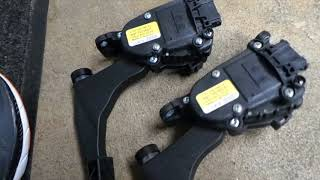 VW Jetta 2004 EPC light and Gas Pedal Fix