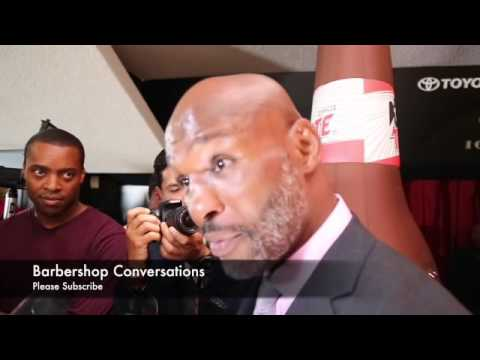 Bernard Hopkins keep it 100!Going from INMATE to BOXING ROYALTY!