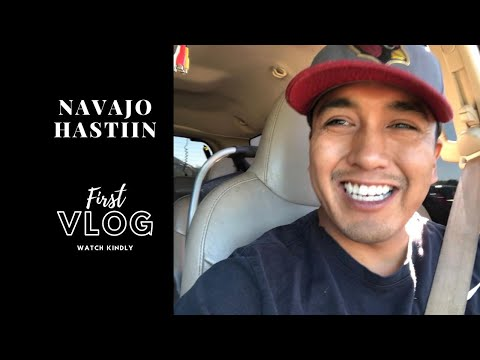 Native American | Navajo Hastiin First Vlog