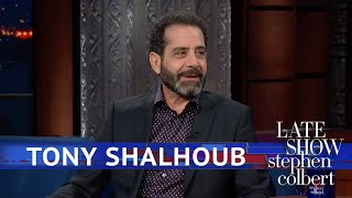 Tony Shalhoub Learned That Kids Don
