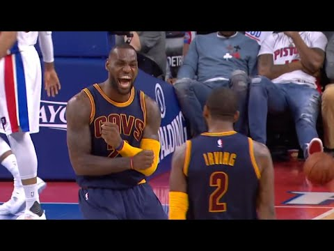 LeBron & Kyrie: Best Moments Together