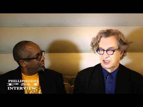 PINA interview with Wim Wenders by Phillip Siddiq