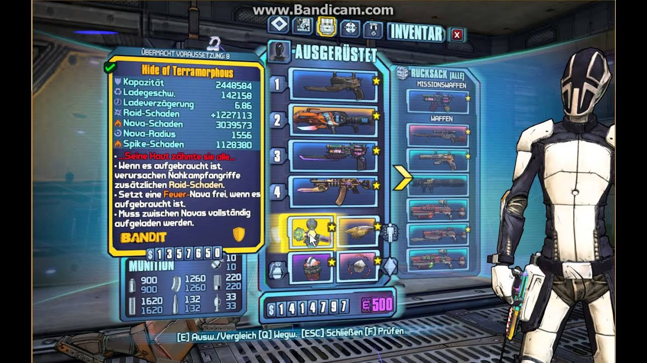 Borderlands 2: All classes on 72 (OP8)