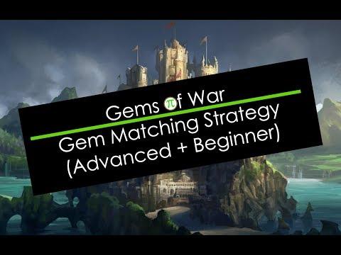 Gems Of War   Gem Matching Strategy (win More Games!)