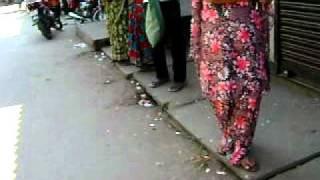 GUWAHATI   OCT 2010 VIDEO 3.   TOURING STREET & VILLAGE