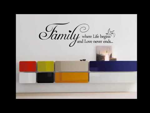 Vinyl Wall Quotes - Vinyl Wall Decals Quotes Hobby Lobby | Home Interior Wall Decor & Design