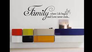 Vinyl Wall Quotes   Vinyl Wall Decals Quotes Hobby Lobby | Home Interior Wall Decor & Design