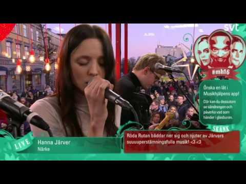 Hanna Järver – Närke | Live 🌟 Musikhjälpen 2016 🌟