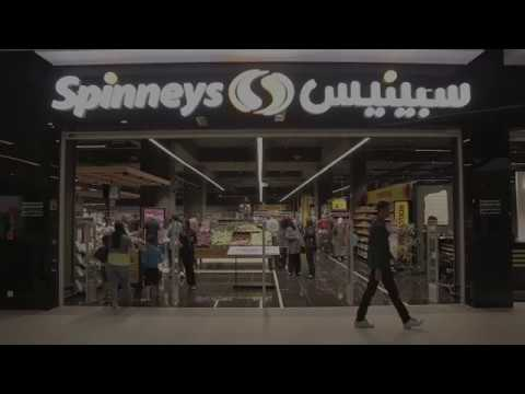 Roll N'Shop at Spinneys new branch at Spot C Mall Choueifat.