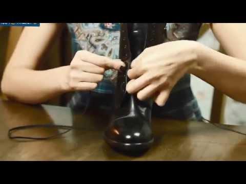 4 способа завязать шнурки