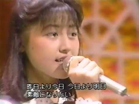【HD】 国実百合/秋色の街 (1988年)