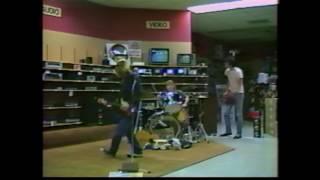 RARE NIRVANA VIDEO 24/01/1988