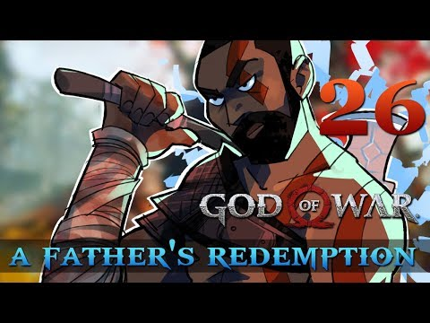 [26] A Father's Redemption (Let's Play God of War [2018] w/ GaLm)