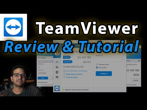 how-to-use-teamviewer-2020-(remote-control-for-pc-or-mac)